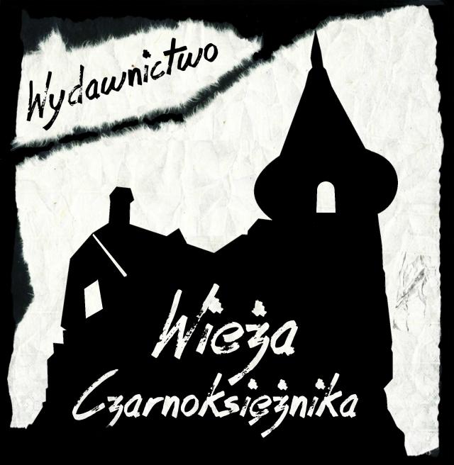 Wydawnictwo Wieża Czarnoksiężnika – LOGO RIPPED Wydawnictwo